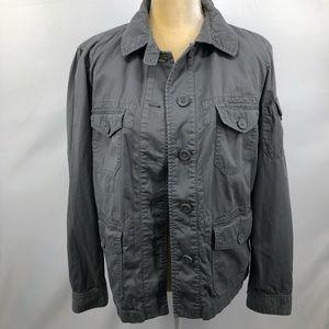 J Crew Military Style light Jacket